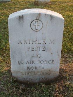 Arthur M Peitz