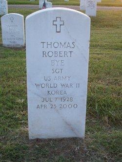 Thomas Robert Bye