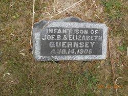 Infant Son Guernsey