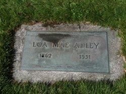 Loa Mae <I>Alden</I> Adley