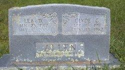 Eulee <I>Douthit</I> Allen