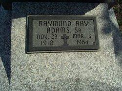 Raymond Ray Adams, Sr