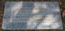 Martha L <I>Goodell</I> Walton