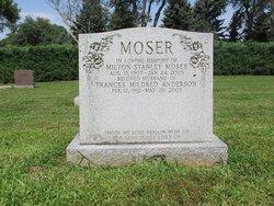 Frances Mildred <I>Anderson</I> Moser