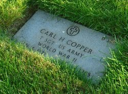 Carl H Copper