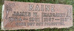 "James Washington ""Jerry"" Raine"