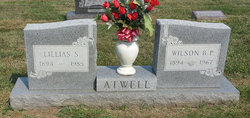"Lillias B ""Lillie"" <I>Alexander</I> Shafer Atwell"