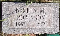 Bertha May <I>George</I> Robinson