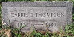 Carrie B. Thompson