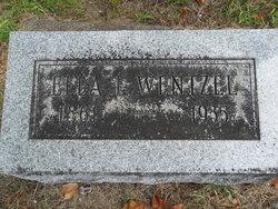 Ella Isabelle <I>Miller</I> Wentzel