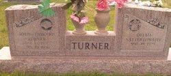Delma <I>Satterthwaite</I> Turner