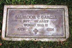 Sgt Salvador C Garcia