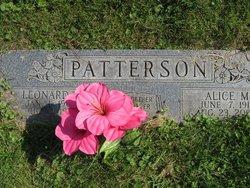 Leonard Patterson