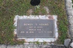 Dewey S. Adams