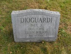 Ellen <I>Wilson</I> Dioguardi