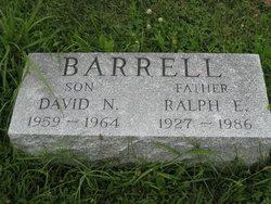 Ralph E Barrell