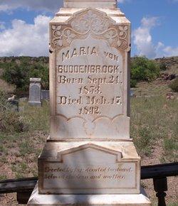 Maria Von Buddenbrock