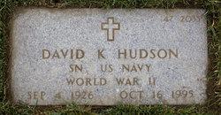 David K Hudson