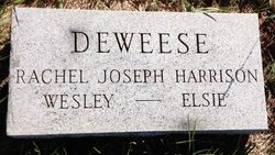 """James Wesley """"Wesley"""" Deweese"""