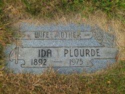 Ida Irene <I>Pashak</I> Plourde
