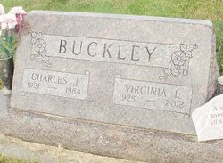 Virginia L <I>McKee</I> Buckley
