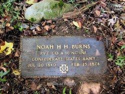 Noah Hezekiah Burns