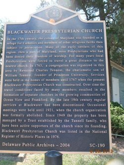 Blackwater Church Cemetery