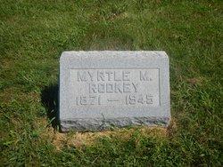 Myrtle M. <I>Jasper</I> Rodkey