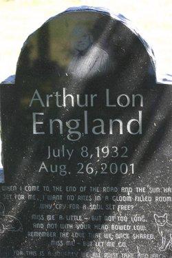 Arthur Lon England