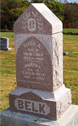 Eliza A Belk