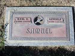 Karl R Samuel
