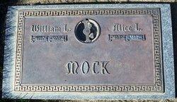 William L Mock