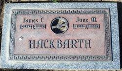 James C Hackbarth