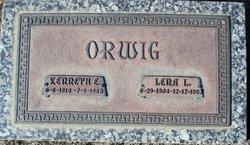 Lena L Orwig