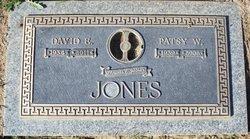 Patsy W Jones