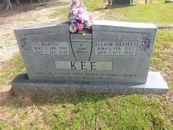 Eleanor <I>Daniels</I> Kee