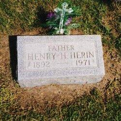 Henry Harmon Herin