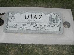 """Jose """"Joe"""" Diaz"""