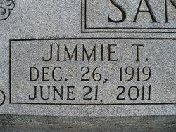 """Jimmie Tipton """"Jim"""" Sanford"""