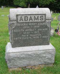 Electa Jennett Adams