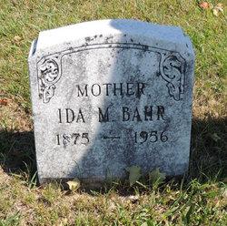 Ida M Bahr