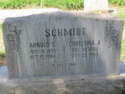 Arnold S. Schmidt