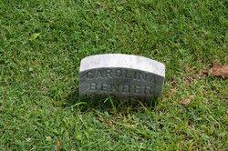 Carolina <I>Becker</I> Bender