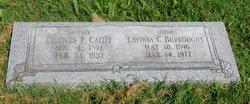 Lavinia C. <I>Califf</I> Burroughs