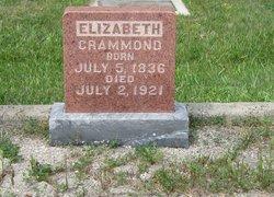 Elizabeth Caroline <I>Porteous</I> Crammond