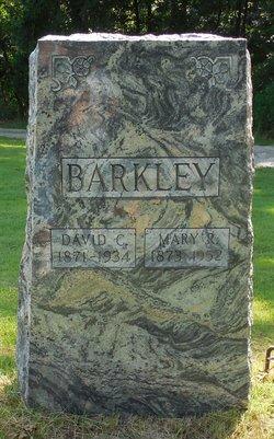 Mary Ruth <I>Chapman</I> Barkley