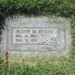 Alvina Peisley