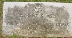 Albert K. Ash