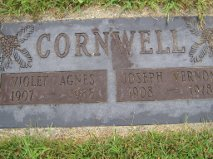 Violet Agnes Cornwell