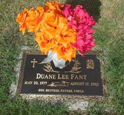 Duane Lee Fant